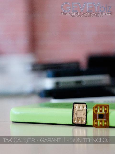 iPhone Tak Çalıştır GEVEY-Son Teknoloji